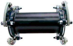Vista Acoplamiento CD V47 aerogeneradores