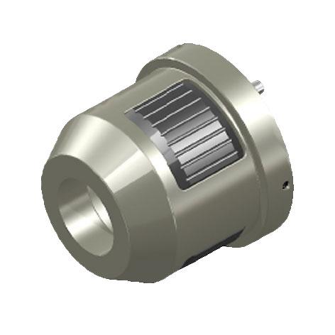 imagen virtual de adaptador de aluminio para cabezal